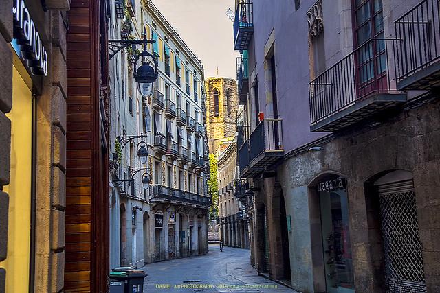 Carrer del Pi, Barcelona