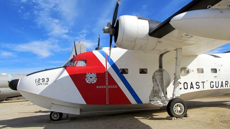 Grumman HU-16E Albatross 2