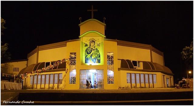 Catedral Nossa Senhora do Perpetuo Socorro - Marabá Pará.