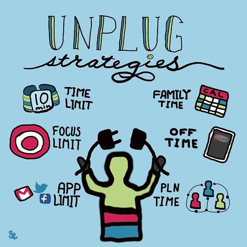 UnPlug Strategies #cccwrite | by teach.eagle