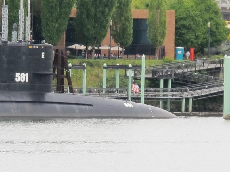 USS Blueback SS-581 6