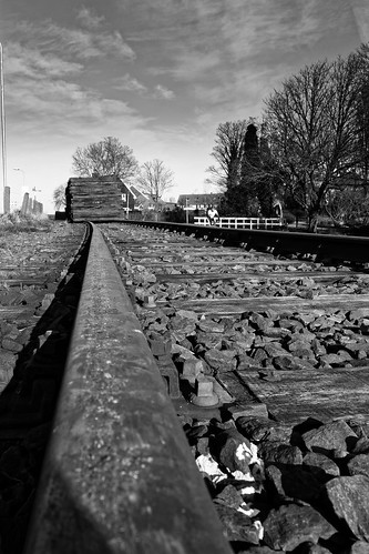 Wood On The Track