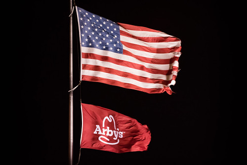 Arby's Flag - American Flag | by Tony Webster