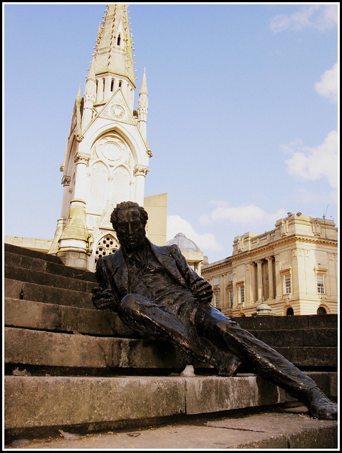 Thomas Attwood statue, Birmingham city centre