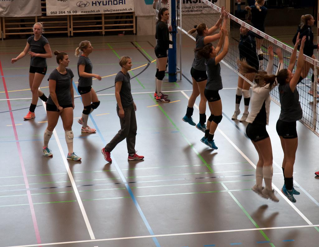 Aadorf vs Damen NLB