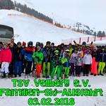TSV Vellberg Familien-Ski-Ausfahrt 03.02.2018 Warth-Schröcken