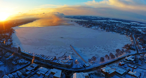 weekend tgif friday skaneatles flx fingerlakes life nature drone aerial aerials dronephotography dji djiphantom4 phantom4 2017 beautiful frozen skaneateles