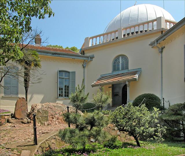 L'Observatoire astronomique de Sheshan (Chine)