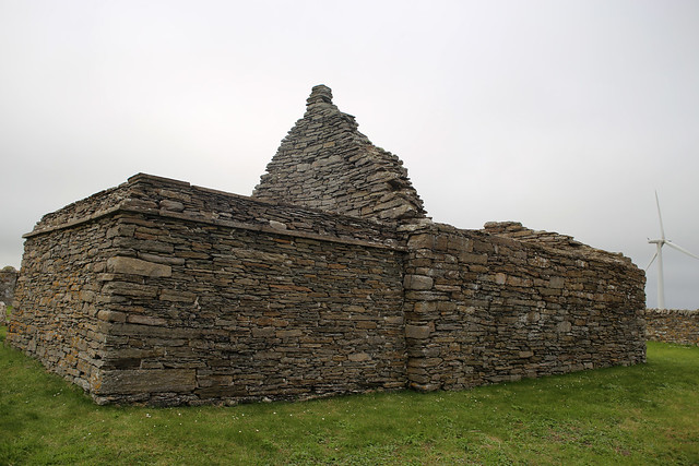 St Mary's Chapel, Forss