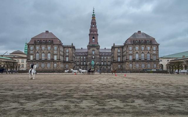 Copenhagen (17) - Christiansborg Palace