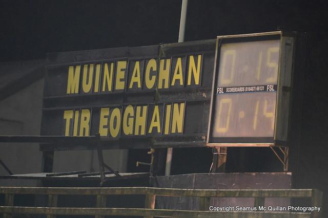 Allianz NFL Div 1 2018 Monaghan v Tyrone