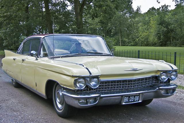 Cadillac Sixty Special Fleetwood Sedan 1960 (2617)
