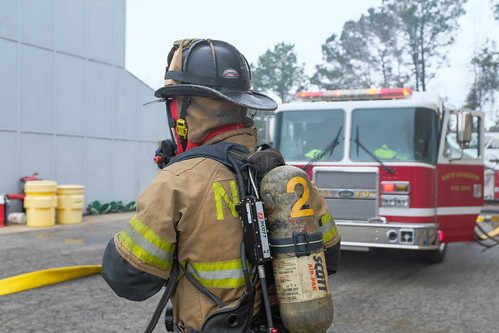 NCFD Controlled Burn Training | by North Charleston