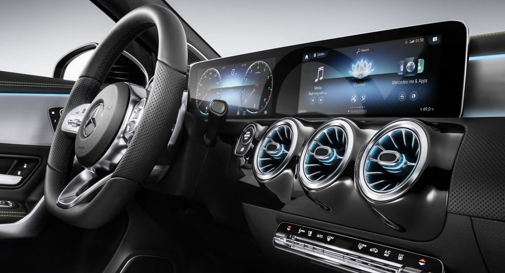 MBUX System Coming To The Rest Of The Mercedes Family