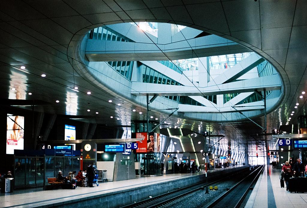 Frankfurt Airport Train