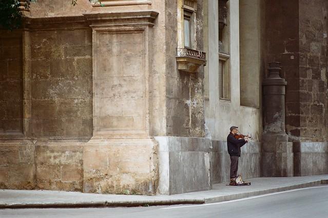 The Violinist (35mm film)