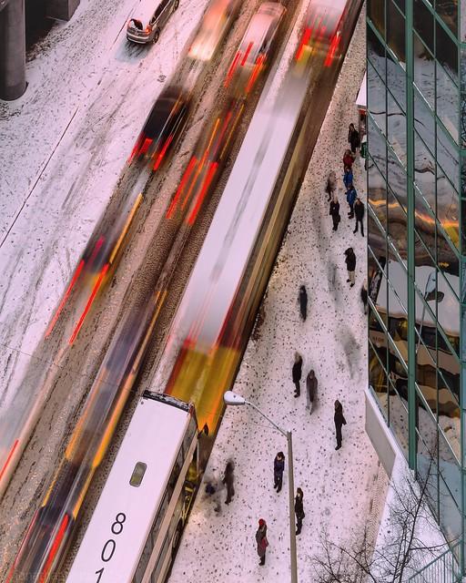 Albert Street commute