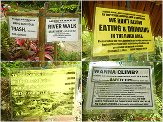 Read the signages | by Adrenaline Romance