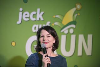Politischer Aschermittwoch 2018 mit Annalena Baerbock | by gruenenrw