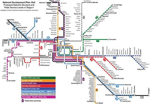 Nrw Train Subway Map.What Is Metro 2 Daniel Bowen