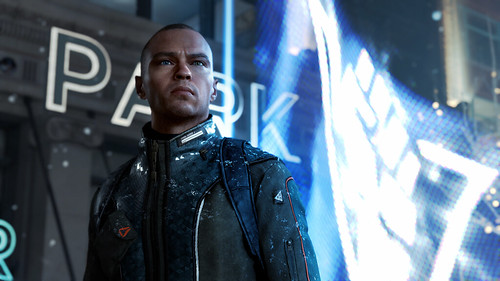 DETROIT_MARKUS_FLAG | by PlayStation Europe