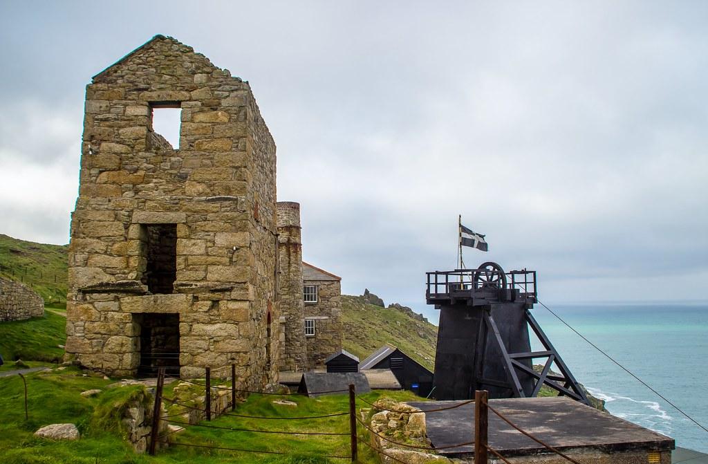 Levant Mine and Beam Engine, Trewellard, Pendeen, near St