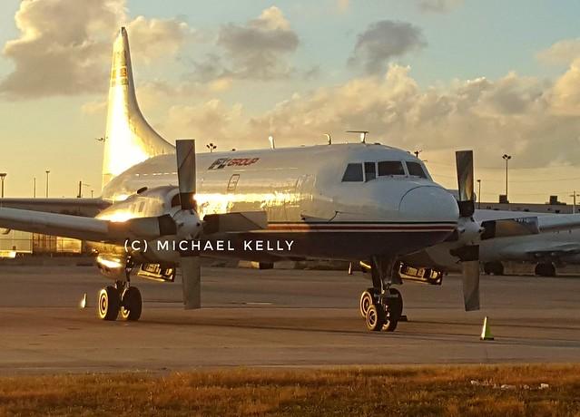 IFL        Convair 580