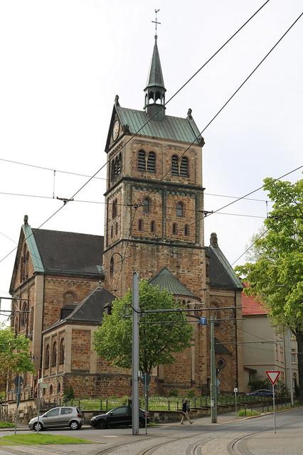Katholische St.-Maria-Kirche (Rosenkranzkirche)