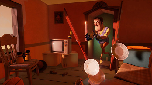 Hello Neighbor for PS4 | by PlayStation.Blog