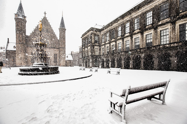 Binnenhof @ The Hague
