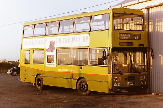DUBLIN BUS/BUS ATHA CLIATH KD89 89JZL