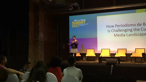 GVSummit2017-Day2_ How Periodismo de Barrio is Challenging the Cuban Media Landscape