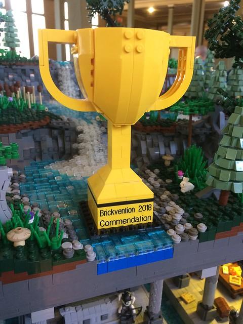 Brickvention 2018 Award