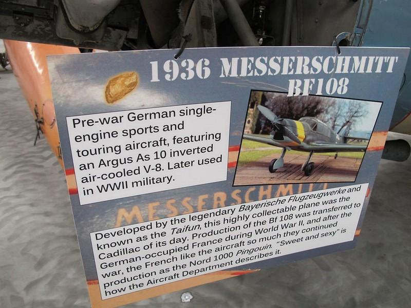 Messerschmitt Me-108 Taifun 2