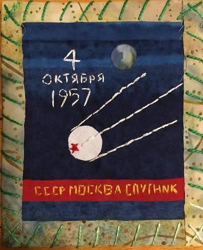 Sputnik   by Inselaeffchen