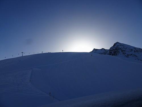 austria österreich mountain mountains berge alpen hotelastoria sonnenaufgang sunrise morning morgen kühtai kuehtai cmreisen cmskireisen alps