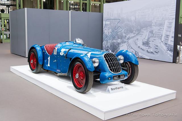 Alta 2-Litre Sports - 1936