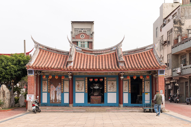 鹿港地藏王廟 Lukang Decang Temple