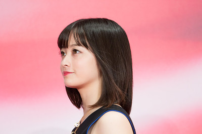 Hashimoto Kanna at Opening Ceremony of the Tokyo International Film Festival 2017