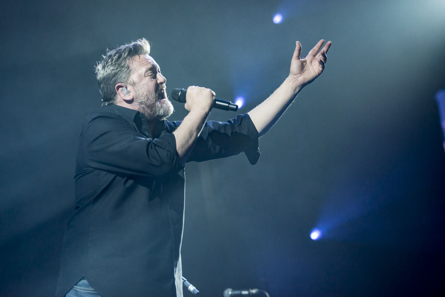 Elbow @ Lotto Arena 2018 (Nick De Baerdemaeker)