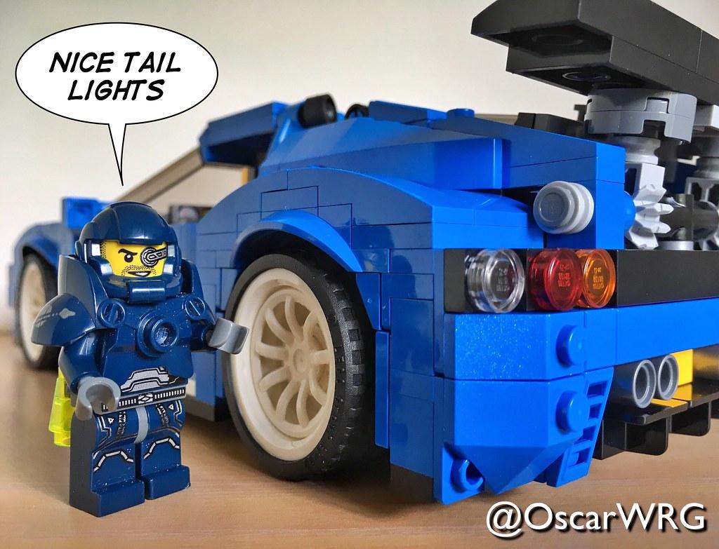 Legogalaxypatrol Lego Creator Legocreator 31070 Tu Flickr
