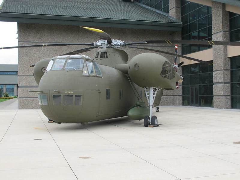 Sikorsky CH-37B Mojave-1