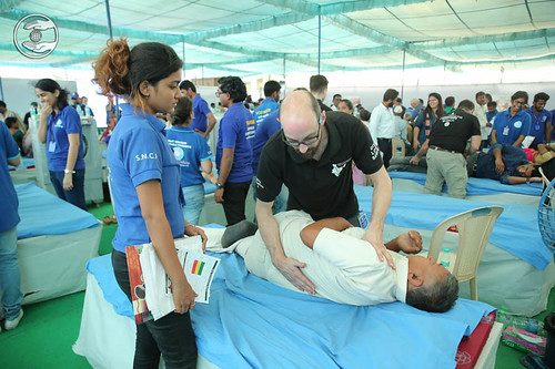 Free Chiropractic Clinic in the Samagam Campus