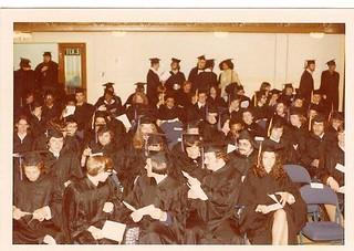 Grahm Graduation 1975