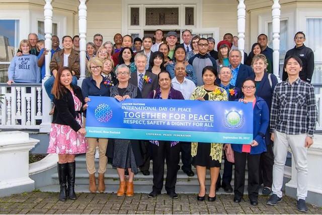 New Zealand-2017-10-02-UN International Day of Peace 2017 – New Zealand