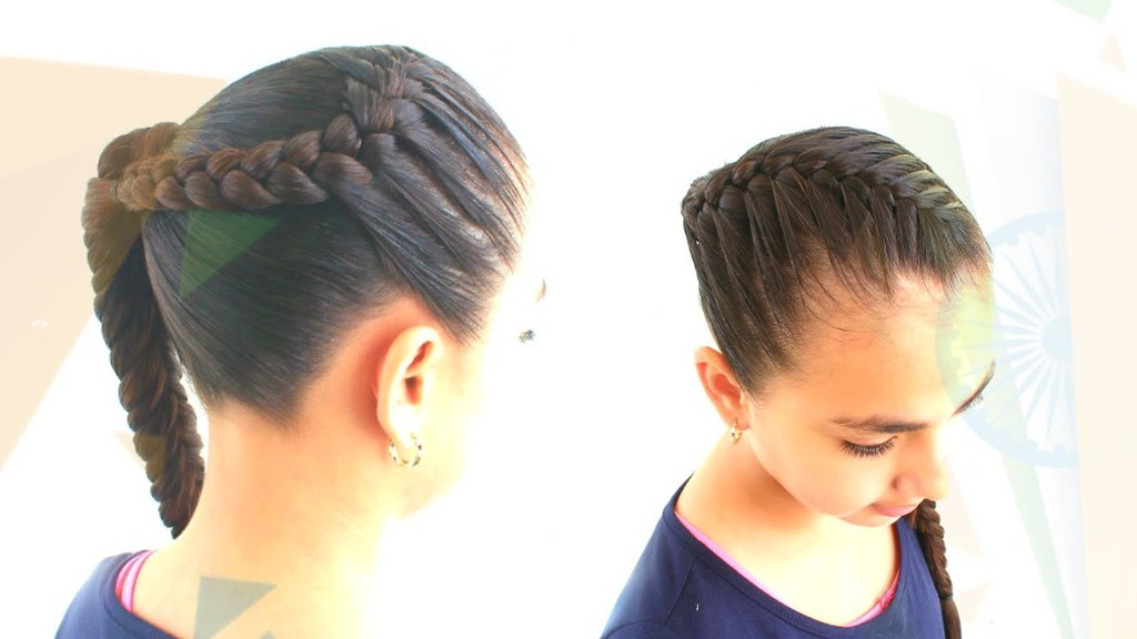 Trenzas fáciles para cabello largo
