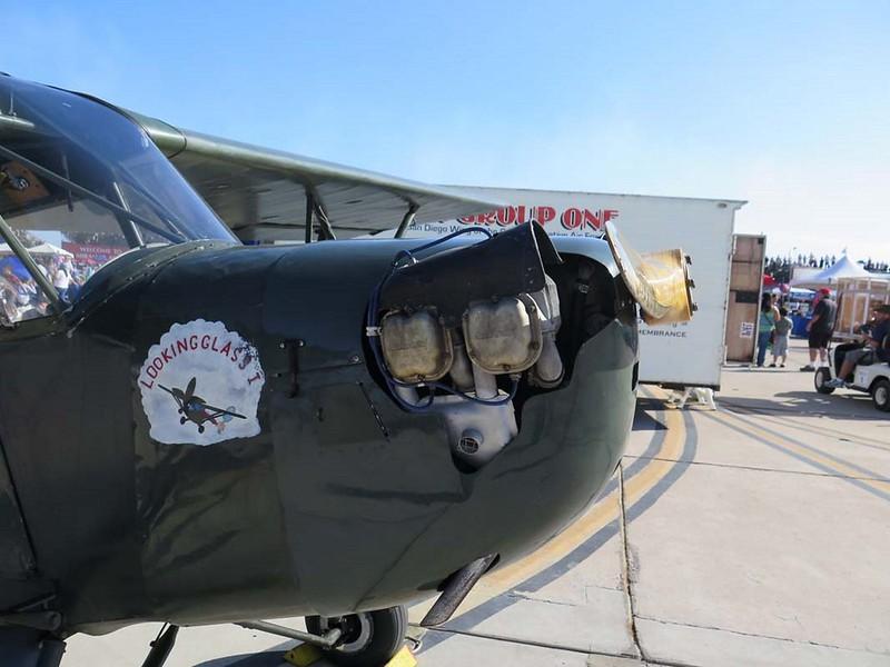 Aeronca L-3B Grasshoper 5