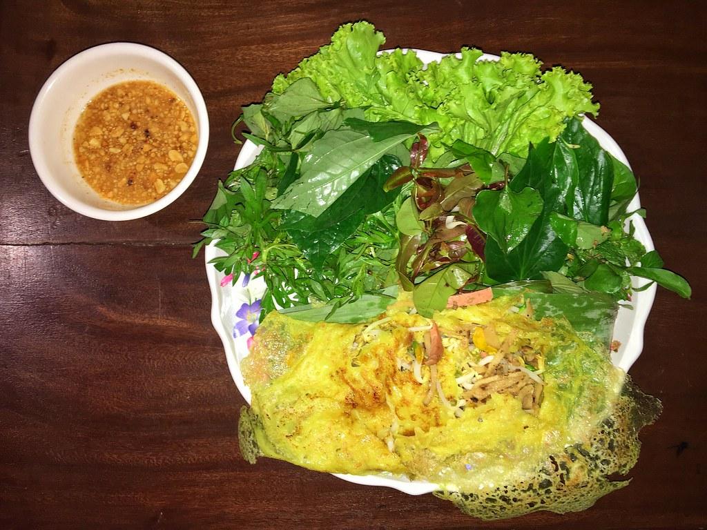 Bánh Xèo  - Vietnamese pancake
