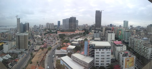 Miramar, Luanda, Angola, photographed from the http://www.luanda.epic.sanahotels.com EPIC SANA Luanda Hotel | by jens kuhfs