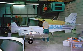 F-GSRT   Robin DR.400/180 Regent [2399] Dijon-Darois~F 24/07/1998
